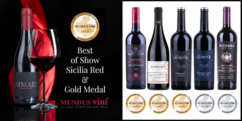 Mundus Vini Awards 2019
