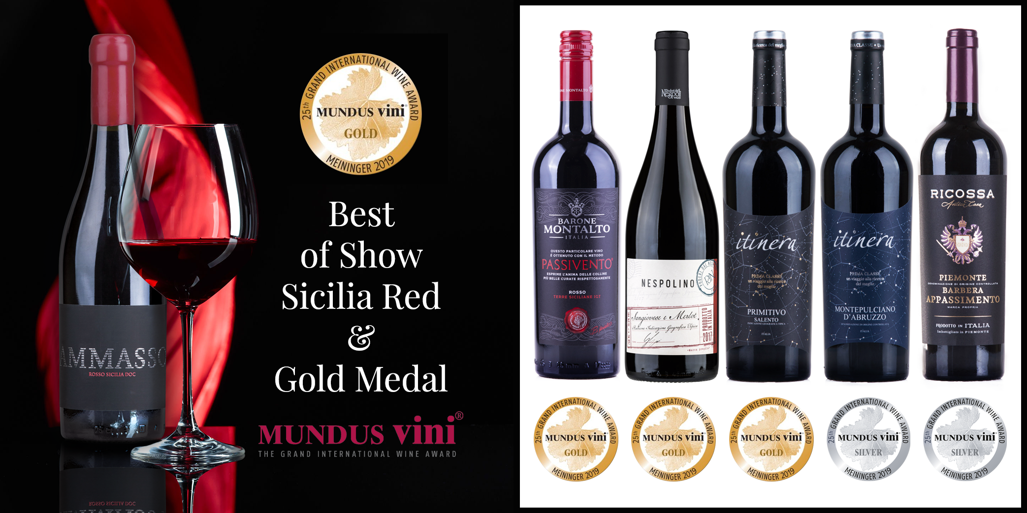 Mundus Vini Awards 2019